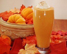 Holiday Pumpkin Smoothie